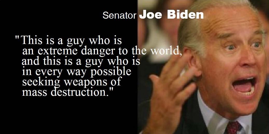 Joe Biden Lied?