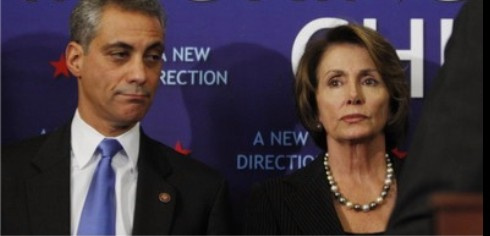 Nancy Pelosi and Democrats Lied about reforming earmarks, now it falls to President Bush to
