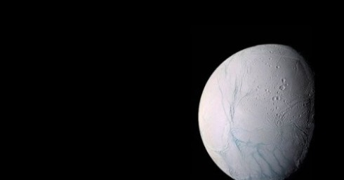 Saturn's Ice Moon, Enceladus