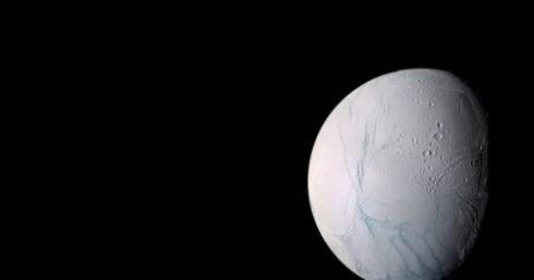 Saturn's Ice Moon, Enceladus