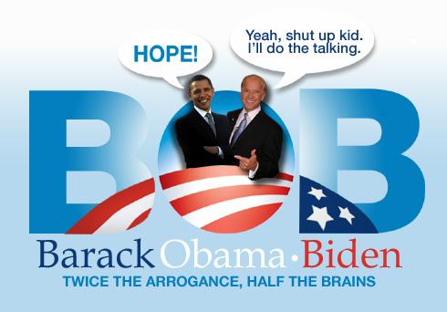 Barack Obama Biden Campaign Sign