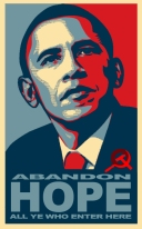 Obama Abandon Hope All Ye Who Enter Here