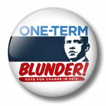 Obama Blunder Button