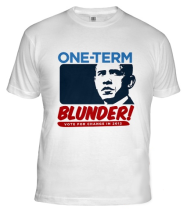 One Term Blunder Shirt