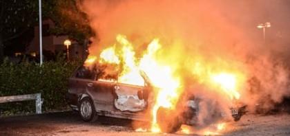 Stockholm riots