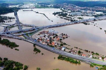 Czech Republic Europe Floods