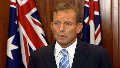 Abbott, Tony Australia