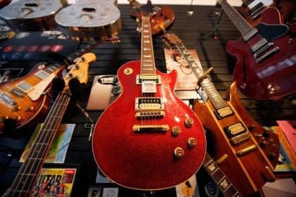 Les Paul Is Remembered In New York City