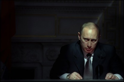 Putin in Darkness