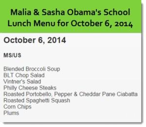 malia-sasha-obama-school-lunch-menu-oct-6-2014