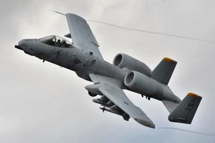 """A-10 Thunderbolt II """"Warthog"""""""