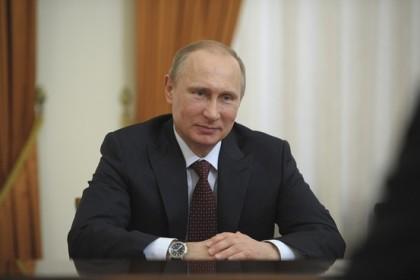 Putin formal