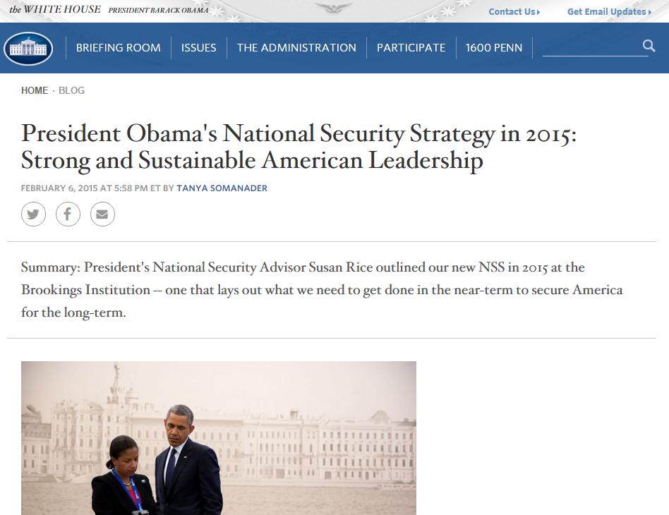 National security strategies essay, Custom paper Service